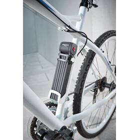Trelock FS 300 Trigo Zapięcie rowerowe z uchwytem niebieski/czarny